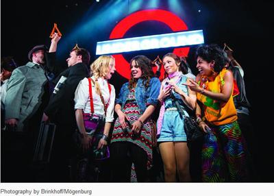 Der Inhalt des Spice Girls Musicals